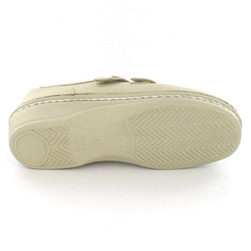 Finn comfort - profilassi mezzo scarpa 96102 Velcro crema, h'beige, 39