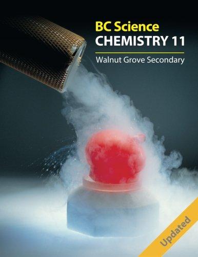 BC Science Chemistry 11: Walnut Grove Secondary
