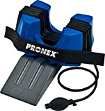 Pronex Portable Pneumatic Cervical Neck Traction Inflatable Collar Device with Wedge/Chiropractic Pain Relief...