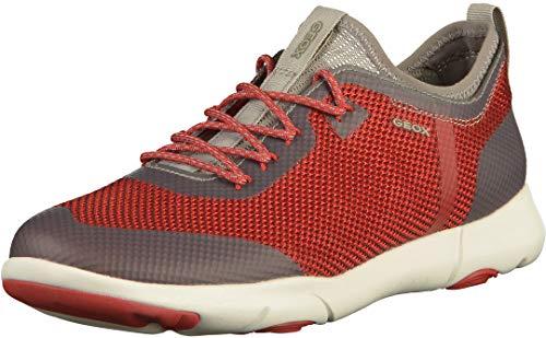 Zapatillas U A Para red C0025 grey Nebula X Rojo Hombre Geox PwIOqaBO