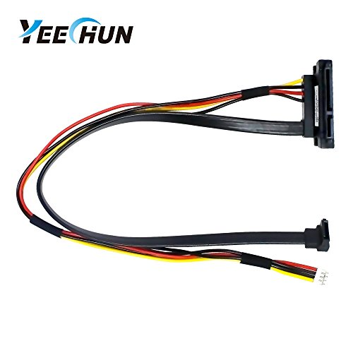 YEECHUN New Hard Drive HDD Optical Drive SATA Power Cable for Lenovo C540 C560 Series Replacement Part Number VBA00_HDD_CABLE DC02001MU10 VSO by YEECHUN