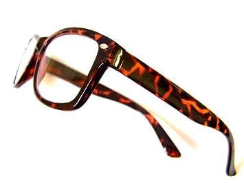 b40e811b4c2 RETRO Classic READING GLASSES +2.00 Brown Tortoiseshell 50 s 60 s ...