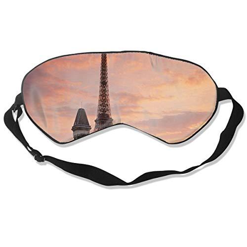 Eye Mask Best Things to Do in Paris Designer Eyeshade Sleep Mask Soft for Sleeping Travel for Children -