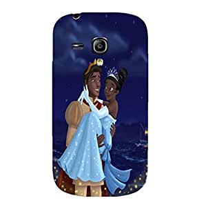 Mysterious The Princess And The Frog Phone Case Durable Hard Plastic Phone Case for Samsung Galaxy S3 Mini