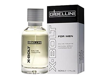 G Bellini X- Bolt Eau de Toilette para hombres 50ml