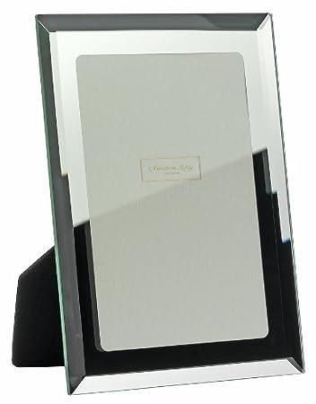 Amazon.com: Addison Ross, Mirror Photo Frame, 8x10, Beveled, 8 x 10 ...