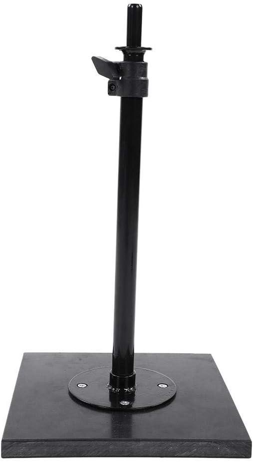 Baseball Batting tee Trainer para ni/ños y Adultos Regulable en Altura Wakects Soporte para Entrenar la batuta Muy Estable Color Negro
