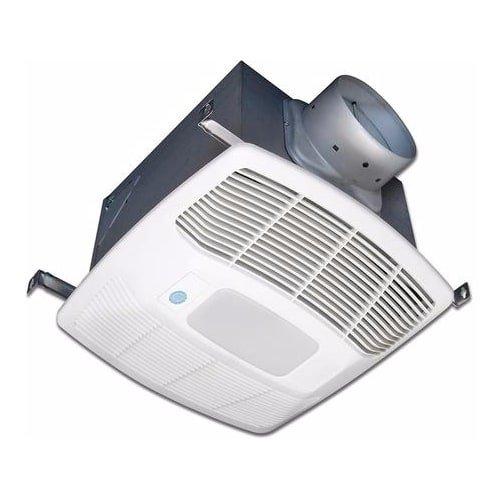 Air King EF130DGH Energy Star HVI Certified 130 CFM 3.0 Sone Humidity Sensing Ex, White by Air King