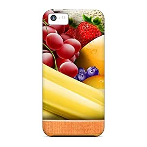 meilz aiaiCases Covers Compatible For iphone 4/4s/ Hot Cases/ Food And Drink Fruitmeilz aiai