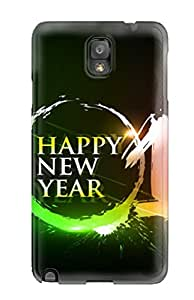 New Style Case Cover HhhyGvO3424hbxjy 2011 New Year Compatible With Galaxy Note 3 Protection Case