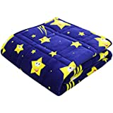 featured product Pine & River Ultra Plush Weighted Blanket - Minky Warm Luxury - (48x60, 7 lb)