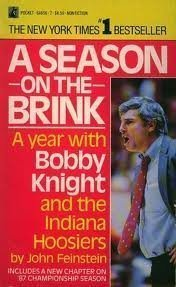 A Season On the Brink : A Year With Bob Knight and the Indiana Hoosiers by Brand: Simon n Schuster Audio