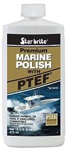 Star brite Premium Marine Polish with PTEF 16 oz