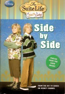 Suite Life of Zack & Cody #7: Side by Side (Scholastic special market edition)