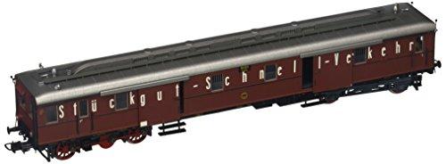 Liliput L133030 Diesel Express Parcels Railcar VT 10001 Drg Ep.II HO Scale Model - Railcar Train Diesel