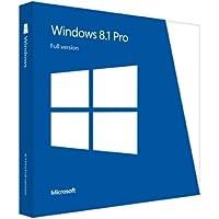 Microsoft Windows 8.1 Pro - Full Version