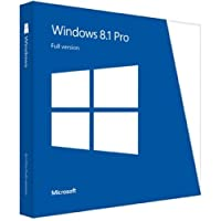 Microsoft Windows 8.1 Pro - Sistemas operativos (Full packaged product (FPP), ENG, DVD)