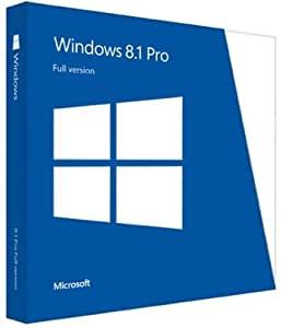 Microsoft Windows 8.1 Pro - Full Version