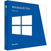 Microsoft Windows Professional 8.1 English 1 License