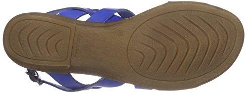 Johannes W. Tule - Sandalias de Talón Abierto Mujer Azul - azul (Electric)