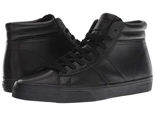 [Polo Ralph Lauren(ポロラルフローレン)] メンズカジュアルシューズ?スニーカー?靴 Shaw Black/Black 8 (26.5cm) D - Medium