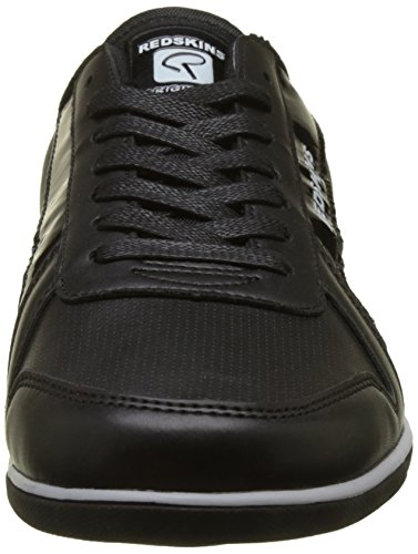 Schwarz Idalgo 02 Sneaker Herren Noir Redskins vtqwHPf