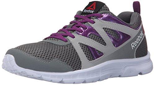 Reebok Women's Run Supreme 2.0 Running Shoe, Alloy/Tin Grey/Celestial Orchid/White, 7 M US