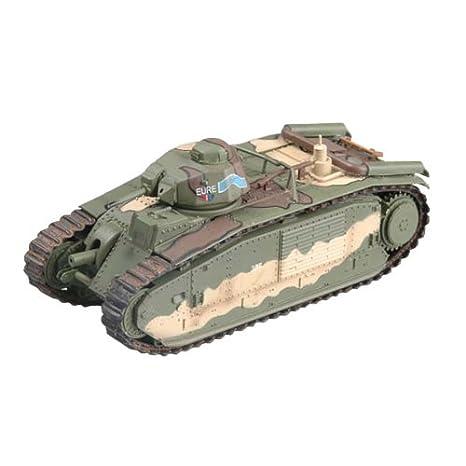 Amazon.com: Fácil Modelo Char B1 bis S/N 337 Eure, Mayo de ...