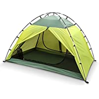 INTEY 2 Person Camping Tent 2 Doors Waterproof Tent