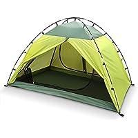 INTEY 2 Person Tent Waterproof Tent 2 Doors Camping Tent...