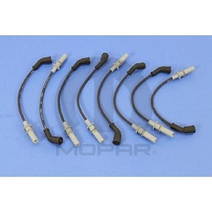 OCPTY New Set of 3 Spark Plug Ignition Wires Fit for Hyundai XG300// XG350 Kia Sedona 2001-2005