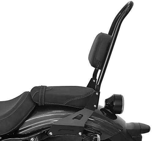Sissy Bar Luggage Rack for Yamaha V-Star 1100 99-02 Black Casual L