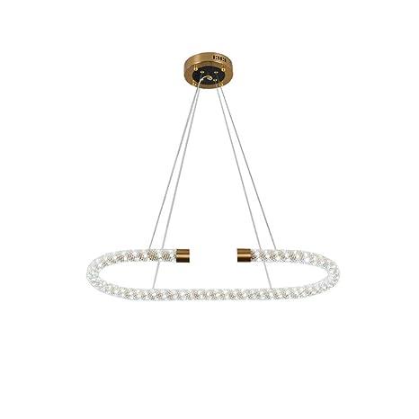 Lámparas Colgantes Lámpara LED de Cristal, lámpara de Techo ...