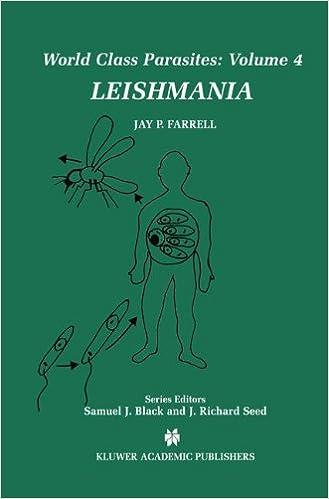 Leishmania (World Class Parasites)