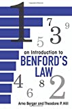img - for An Introduction to Benford's Law book / textbook / text book
