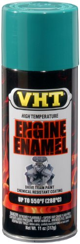 VHT ESP131007 Engine Enamel Ford Green Can - 11 oz. - Ford Green