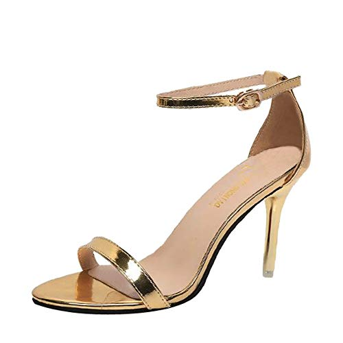 Chaussures À Bas Pointu Chaussure Bout Femme Plates Femmes Yesmile Or Talons FqB5tSwx