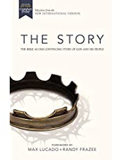 NIV, The Story, Hardcover, Comfort Print: The Bible as One Continuing Story of God and His People