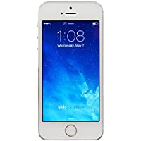 Apple iPhone 5S 16GB GSM Unlocked, Silver (Certified...