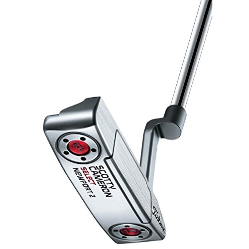 Newport 2 Putter (Titleist Scotty Cameron Select Putter 2016 Right Newport 2 33)