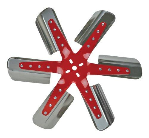 Flex-a-lite 1308 Red Star Stainless Steel Blade 18-1/4
