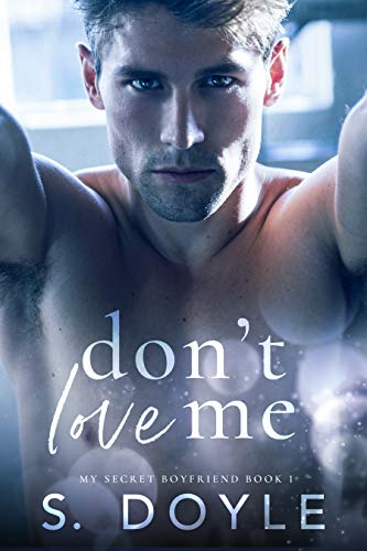 Don't Love Me (My Secret Boyfriend Book 1) by [Doyle, S.]