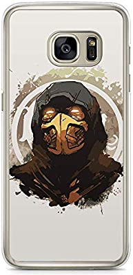 Loud Universe Sub Zero Mortal Kombat Character Samsung S7 Cover