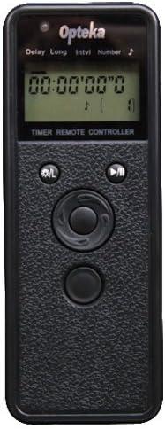 T3 T3i XSi XTi G12 /& G1X DSLR Cameras 60D Opteka LapsePro Intervalometer Time Lapse Remote Control for Canon EOS Digital Rebel XT XS T4i T2i G11 G10 T1i