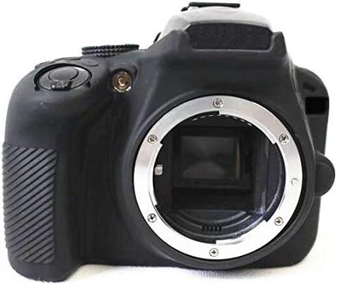 Hihouse - Carcasa de silicona impermeable para cámara Nikon D3400 ...