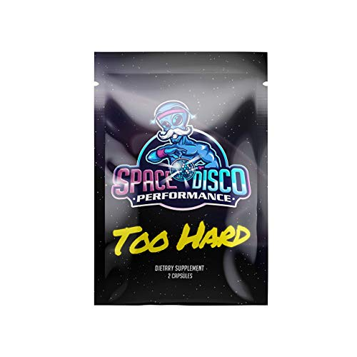 Too Hard Male Enhancing Pills   Natural Testosterone Booster for Men   Increases Energy