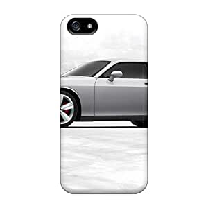 Iphone 5/5s Ckf18843ZaPY Customized Trendy Dodge Challenger Pattern Anti-Scratch Hard Cell-phone Case -VIVIENRowland