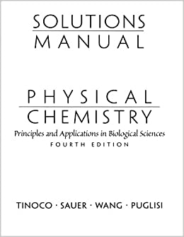 Solutions manual for physical chemistry principles and applications solutions manual for physical chemistry principles and applications in biological sciences fandeluxe Choice Image