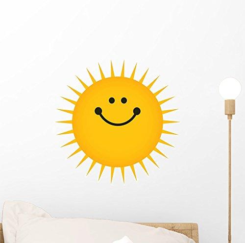sunshine wall decal - 1