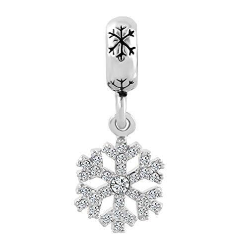 Christmas Snowflake Charm - 2